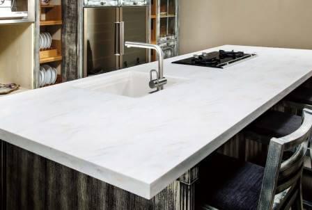 Kuchynska pracovna doska umely kamen