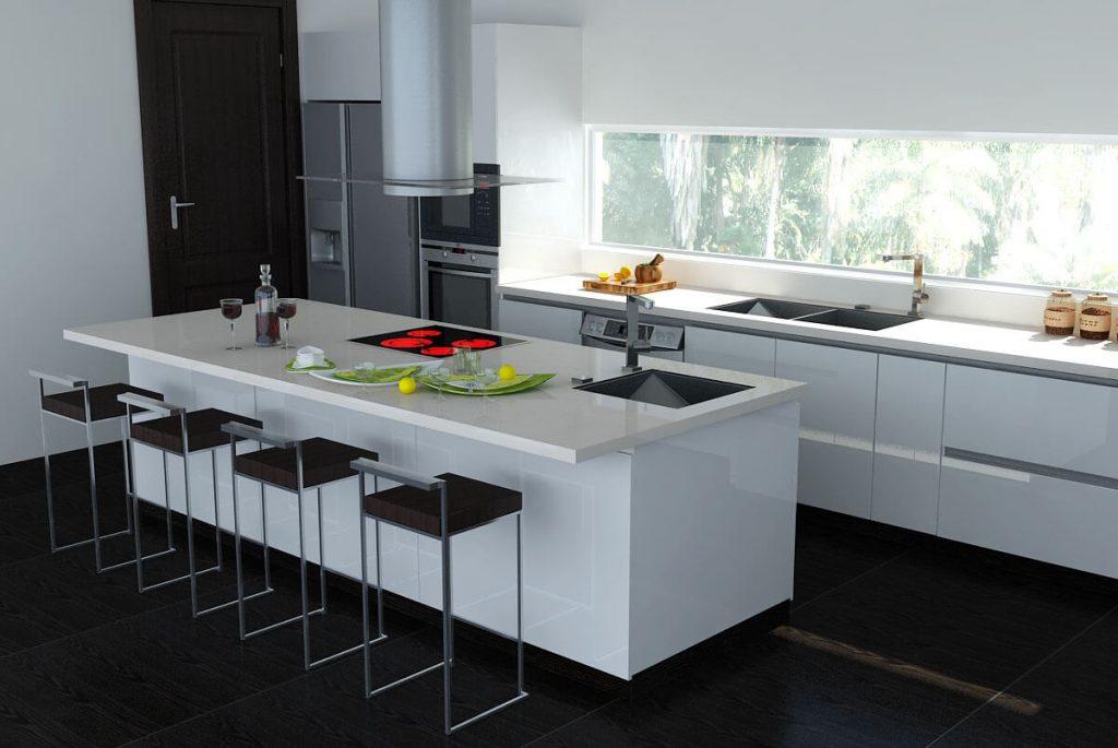 Kuchynska pracovna doska technistone